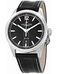 Men's Broadway Day Date - H43515735 Black One Size