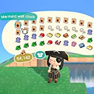 Mermaid Summer DIY Recipes + Crafting Materials Animal Crossing: New Horizons