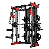 ALTAS 3058 Multi Function Smith Machine Light Commercial Equipment