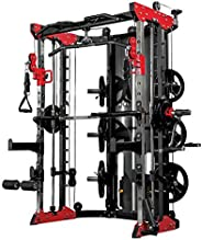 ALTAS Strength 3058 Multi Function Trainer Smith Machine Light Commercial Equipment 265IB Weight Stack Fitness