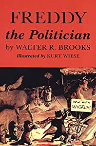 Freddy the Politician (Freddy the Pig Book 6)