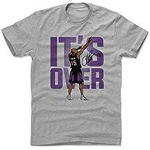 500 LEVEL Vince Carter Shirt - Vintage Toronto Basketball Men's Apparel - Vince Carter Point