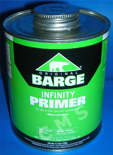 Original BARGE INFINITY Clear Primer by Quabaug