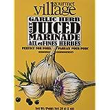 Gourmet du Village Seas Recipe Box Marinade Garlic, 28 Gram