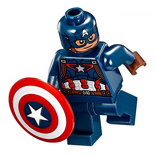 LEGO Marvel Captain America Civil War Captain Americas Motorcycle Mini Set #30447 [Bagged]