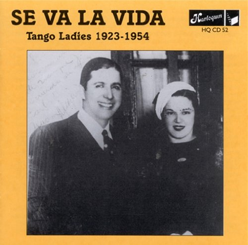 CD : Various Artists - Tango Ladies: 1923-1954 (CD)