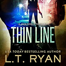 Thin Line Audiobook by L. T. Ryan Narrated by Dennis Holland