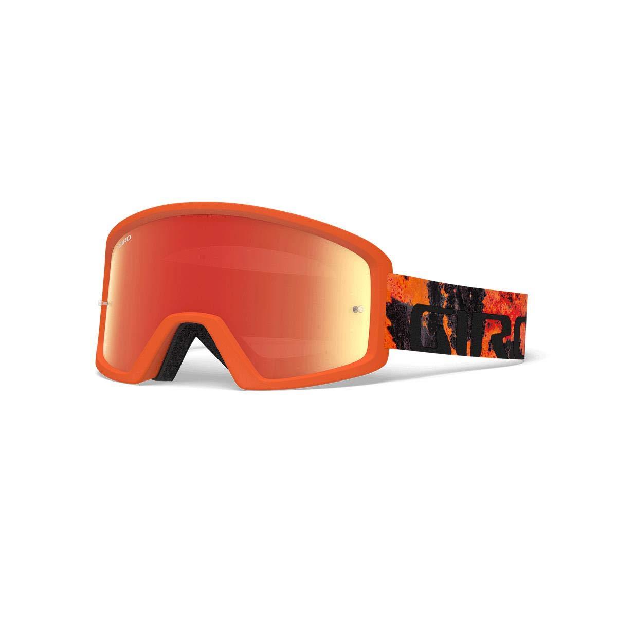 Giro Tazz MTB Goggle Lava, Amber Clear 2019 Goggles