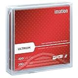 Imation LTO Ultrium 2 Tape Cartridge -LTO-2 -200 GB (Native)/400 GB (Compressed) -1 Pack