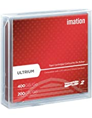 Imation LTO Ultrium 2 Tape Cartridge -LTO-2-200 GB (Native)/400 GB (Compressed) -1 Pack