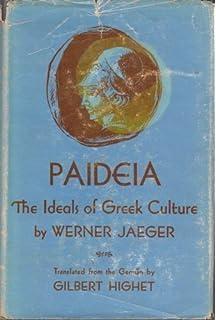Jaeger Paideia Pdf