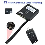 Toughsty™ 8GB Portable Hidden Camera Module Mini DV Camcorder Motion Detection Support Charging and Recording