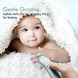 JACKiSS Pro Baby Nail File Electric,Baby Nail