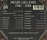 Meade Lux Lewis: The Chronological