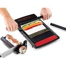 Sushi Making Kit by Yomo Sushi - Sushi in 4 easy steps