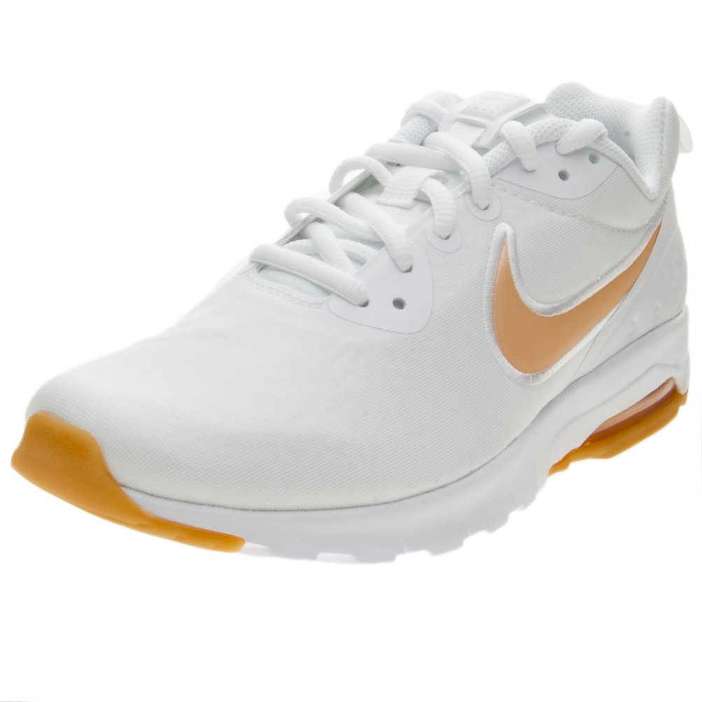 Nike Wmns Air MAX Motion LW Se, Zapatillas para Mujer 36 EU|Blanco (White/Guava Ice/Gum Light Brown 102)