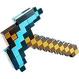 Minecraft Disfraz Espada y Pico de Diamante Transformable