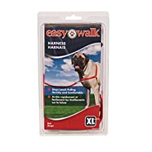 Petsafe Easy Walk Dog Harness (Large) (Red)