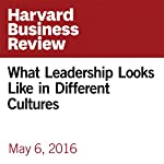 What Leadership Looks Like in Different Cultures | Thomas Chamorro-Premuzic,Michael Sanger