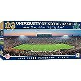 MasterPieces Collegiate Notre Dame Fighting Irish 1000 Piece Stadium Panoramic Jigsaw Puzzle