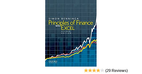 Principles Of Finance With Excel Ebook