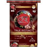 Purina ONE SmartBlend True Instinct Natural With Real Turkey & Venison Adult Dry Dog Food - 27.5 lb. Bag
