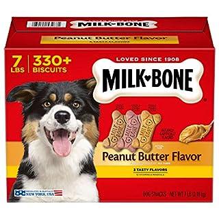 Milk-Bone Peanut Butter  Dog Treat, Small