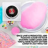 Nostalgia PCM425AQ Hard & Sugar Free Cotton Candy