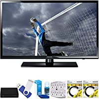 Samsung UN40H5003 40 Full 1080p HD 60Hz LED TV Plus Terk Cut-the-Cord HD Digital TV Tuner and Recorder 16GB Hook-Up Bundle