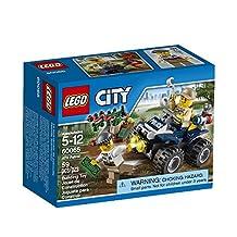 LEGO City Police ATV Patrol - 60065
