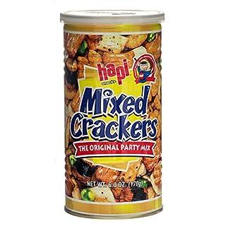 Hapi Mixed Crackers, 6 Ounce