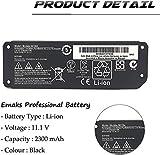 Emaks 061385 Battery 061384 061386 063287 for