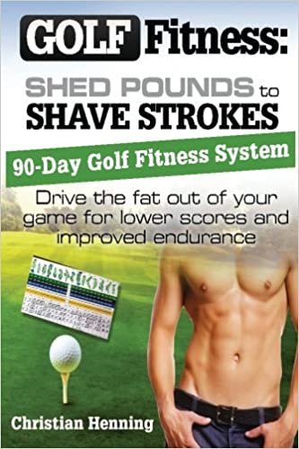 Shed pounds to shave strokes