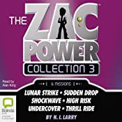 Zac Power Collection #3 | H. I. Larry