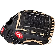 """Rawlings RSS120C-6/0 12"""" Slow Pitch Neo Full Lengthen Glove, Black"""