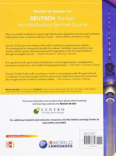 Deutsch na klar 6th edition
