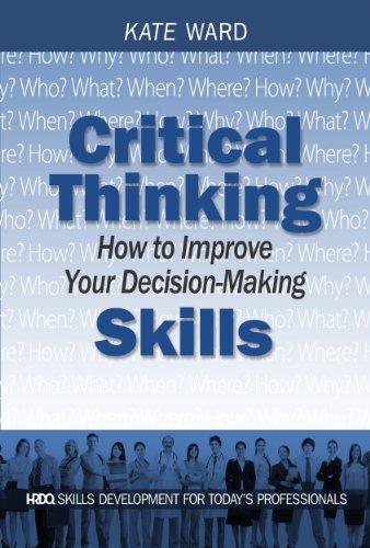 critical thinking skills hrdq