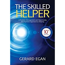 Amazon gerard egan books the skilled helper a problem management and opportunity development approach to helping fandeluxe Choice Image