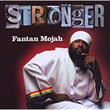 Stronger by Fantan Mojah [Music CD]
