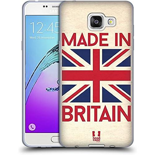 Head Case Designs Made In Britain British Pride Soft Gel Case for Samsung Galaxy S7 Sales