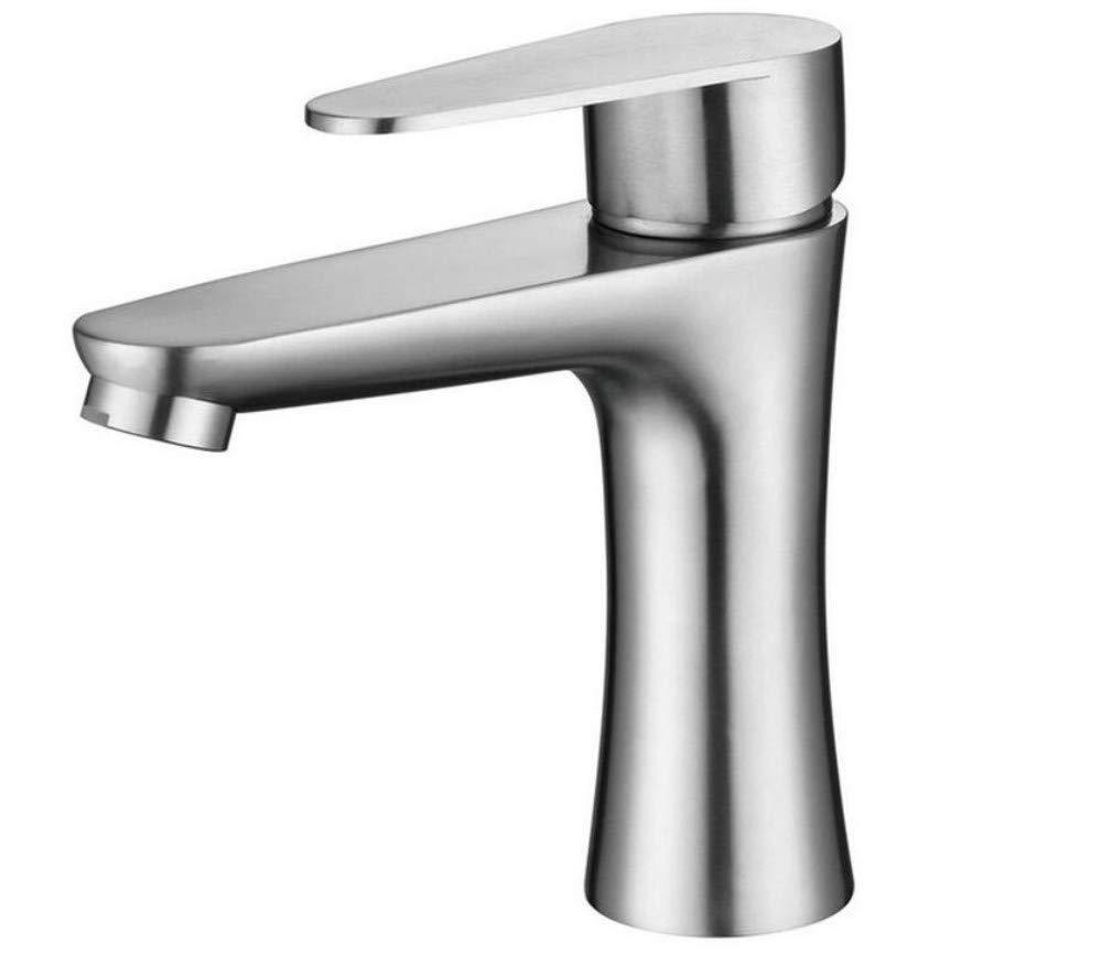 Faucet Lead-Free Square Innovationsingle Hole Household Square Basin Faucet