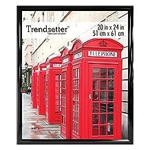 MCS Trendsetter Poster Frame, 20 X 24-Inch, Black
