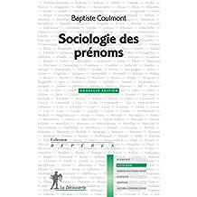 Sociologie des prénoms (REPERES)