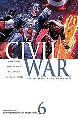 Civil War #6 (of 7) (English Edition) eBook Kindle