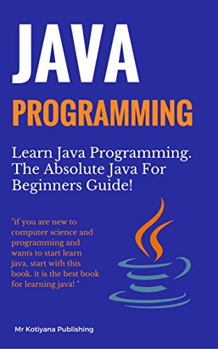 Book For Learning Java