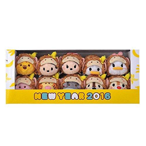 Disney officialmonkey set TSUM TSUM Disney characters (Disney stuffed Tsumutsumu goods) monkey zodiac