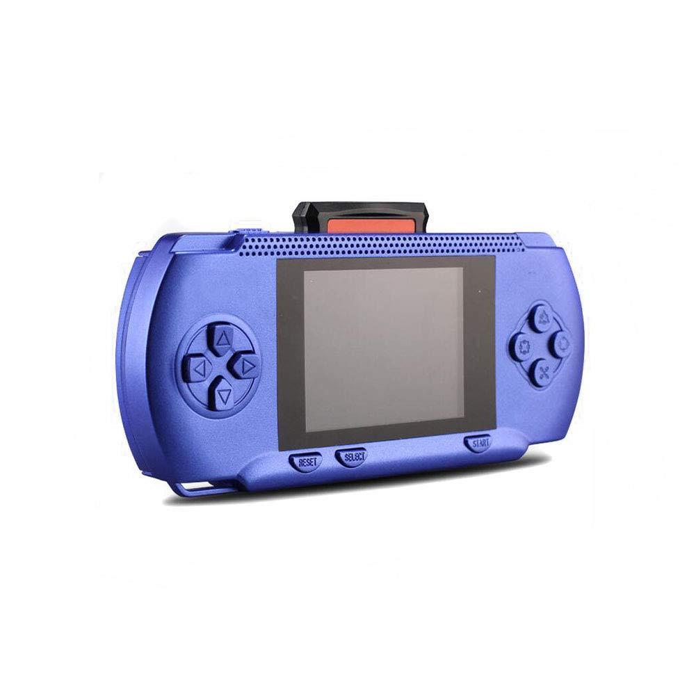 Console di Gioco per Bambini palmare, Console di Gioco Portatile Console di Gioco FC8 Bit Console per Console di Mario Super Mario,blu