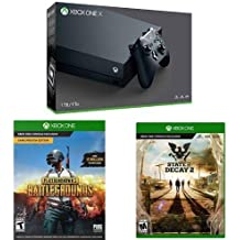 Xbox One X 1TB Console - PLAYERUNKNOWN'S BATTLEGROUNDS Bundle [Digital Code] + State of Decay 2