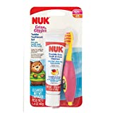 NUK Grins & Giggles Toddler Toothbrush & Cleanser