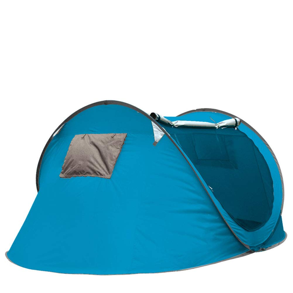 Yuhong Zelt, Outdoor-Automatische Pop-Up-Zelte 3-4 Person wasserdicht Unisex Regenduftdom-Zelte (240  180  100cm)